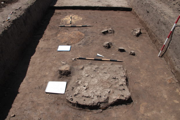 itul arheologic de la Negrilești - unul dintre cele mai importante din județul Galați