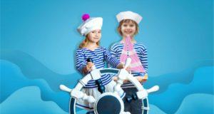 Adu-ți copilul la Ziua Micilor Marinari de la Shopping City Galați!