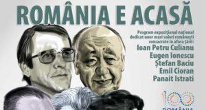 România e acasă - expoziție foto-documentară Emil Cioran