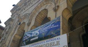 Campionat Mondial de Navomodele Machete - Universitatea Dunărea de Jos