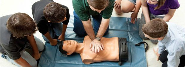 Primul ajutor salvează vieţi! Vino și tu la curs pe 13 Septembrie!