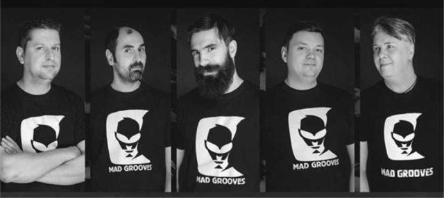 Mad Grooves - În fiecare vineri începând cu ora 20:30, la Gossip Cafe