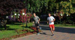 Alergăm în Grădină - eveniment organizat cu ajutorul voluntarilor