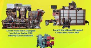 Expoziția de Robotică Educațională deschisă publicului pe 8-9 septembrie