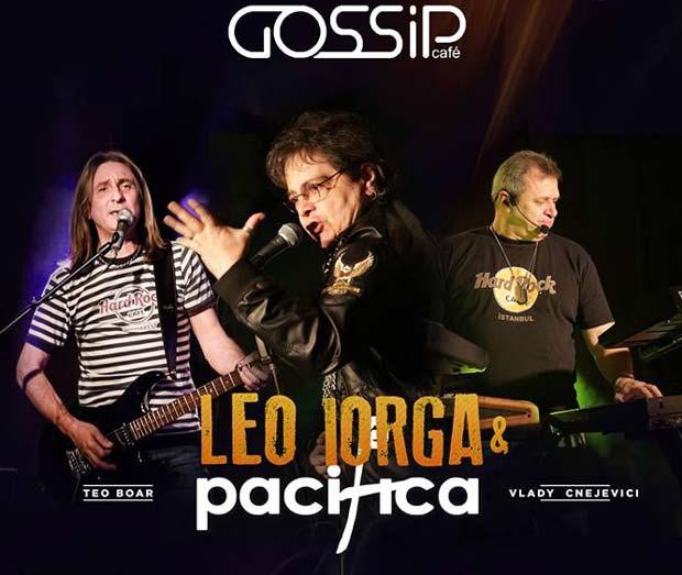 Leo Iorga & Pacifica- LIVE la