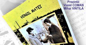 Întâmplări de peste zi - carte lansată de jurnalistul Vergil Matei la Brăila