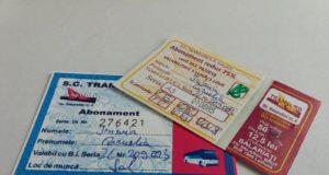 Transurb începe să elibereze abonamente de calatorie pentru studenți