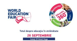 World Education Fair - Galati