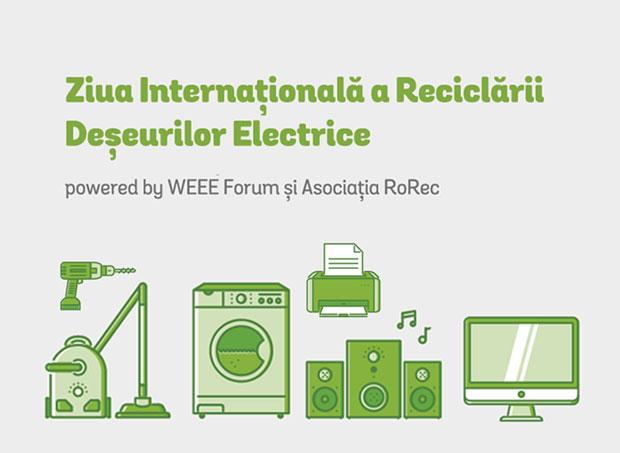 Colectare deșeuri electrice și electronice (DEEE) în Galați