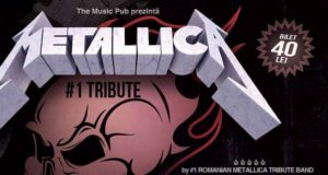Concert Tribut Metallica by Masterpiece @ The Music Pub Brăila