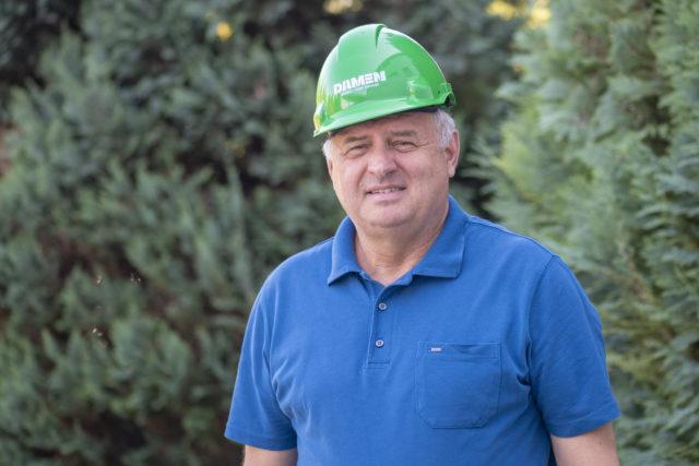 Damen Galaţi şi oamenii săi. Astăzi, Victor – Production Manager, Yard & Site Management