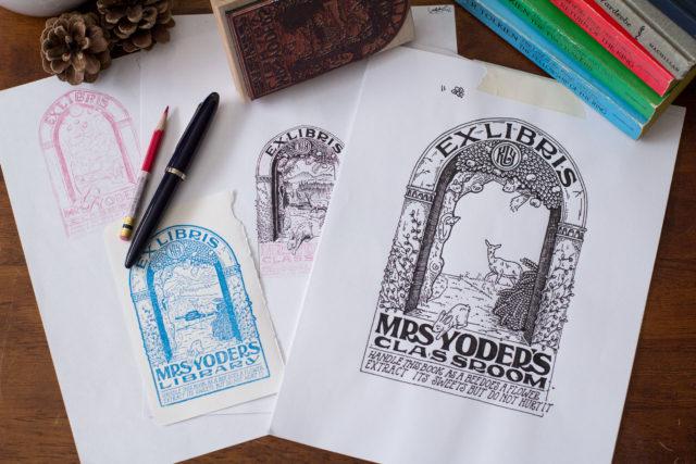 Concursul Internațional de Ex Libris 2018, la Biblioteca Județeană Brăila