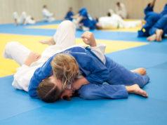 Pentru mămici și tătici de pici super-energici: ora de Judo