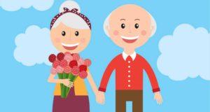 Cărți pentru bunici - expoziție cu ocazia Zilei internaționale a persoanelor vârstnice