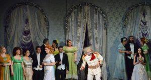 """Un weekend plin de voie bună și amor la Teatrul """"Nae Leonard"""" din Galaţi"""