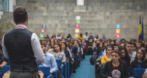 YouthSpeak Forum: Unlock your potential - eveniment dedicat studenților