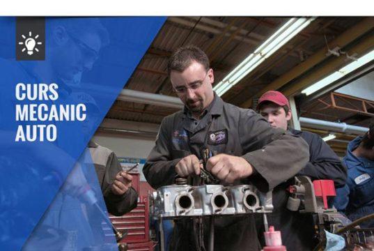 Curs de mecanic auto în Galaţi - începând din 30 octombrie