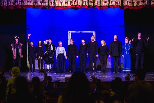 Teatrul Gulliver, prezent la festivalurile de animaţie din ţară