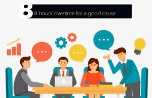 8 ore peste program pentru o cauză bună - ediția a 3-a în Galați