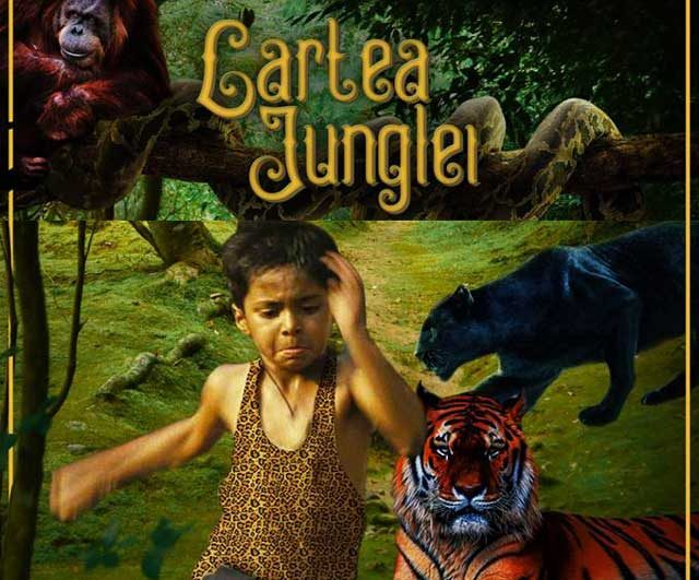 Cartea Junglei - un spectacol-eveniment pentru copii la Teatrul Dramatic