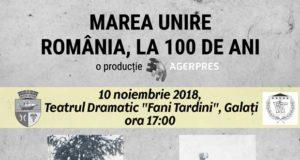 Centenarul Filmului Românesc ajunge la Galați cu trei proiecții speciale și invitați