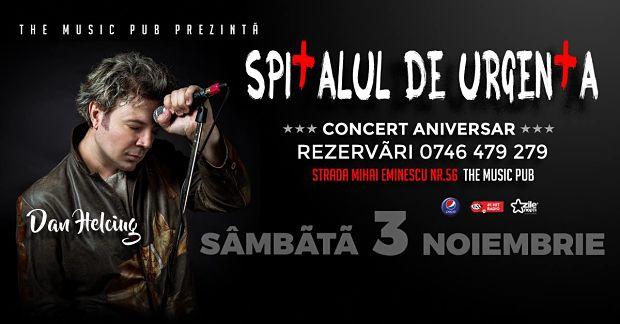 Concert aniversar Spitalul de Urgenta-18 ani!