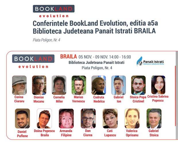 Conferinţelor BookLand Evolution