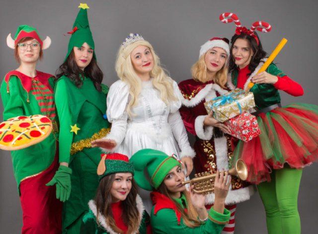 Scrisori pentru Moș Crăciun - 5 și 12 decembrie la Galați