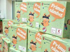 Sprijin pentru viitoarele mămici din Galaţi: Cutii complete cu lucruri necesare bebeluşilor, oferite gratuit
