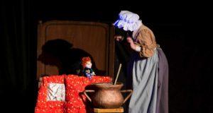 Tom Degeţel la Teatrul de păpuși Gulliver, duminică 18 noiembrie