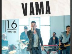 Un nou concert Vama la Galați - pe 16 noiembrie