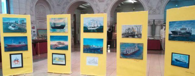 Șantierul Naval Damen Galați sărbătorește aniversarea de 125 ani împreună cu viitorii artiști navaliști