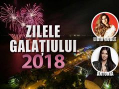 program Zilele Galațiului 2018 - Lidia Buble - Antonia - Revista Explore