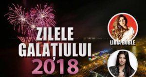 program Zilele Galațiului 2018 - Lidia Buble - Antonia - Revista Explore
