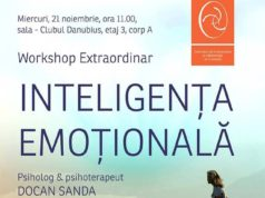 workshop Inteligența Emoțională