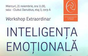 workshop Inteligența Emoțională