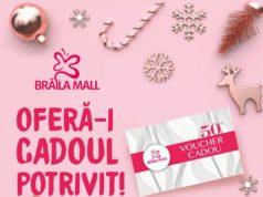 Când tu nu mai ai inspirație pentru cadouri, Brãila Mall mai are!