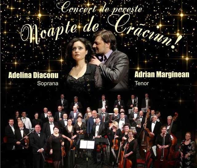 Concert de poveste - Noapte de Craciun