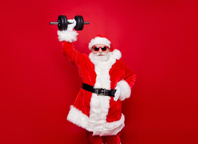 Merry Fitness - sau cum să nu te îngrași de Crăciun...