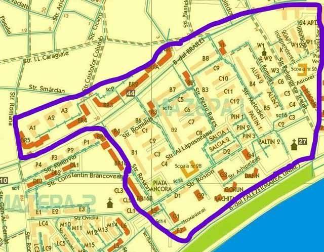 Oprire apă potabilă în Mazepa 1 pe 18 decembrie