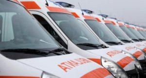 Opt ambulanțe noi vor intra în dotarea SAJ Galați