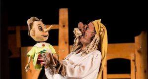Se joacă Pinocchio! Duminică, la Teatrul de Păpuși Gulliver Galați