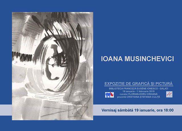 Expo Ioana Musinchevici