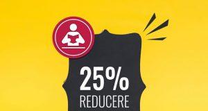 PROMOȚIE: -25% la toate cursurile de calificare și recalificare CCSE