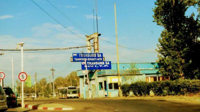 Transurb își mută sediul pe strada Coșbuc, la Autobază
