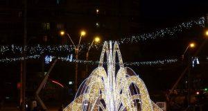 Primăria Galați informează ce cheltuieli a făcut cu iluminatul de sărbători