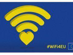 Rețea WiFi4EU în municipiul Galați - Proiect finanțat de Uniunea Europeană