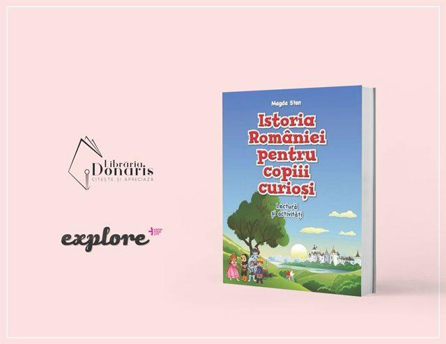 Câștigă cartea lunii oferită de Librăria Donaris din Galați