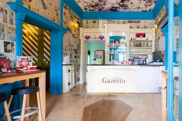 Gazetto Cafe
