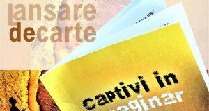 """Lansare antologie SF """"Captivi în imaginar"""" la Biblioteca Județeană Brăila"""